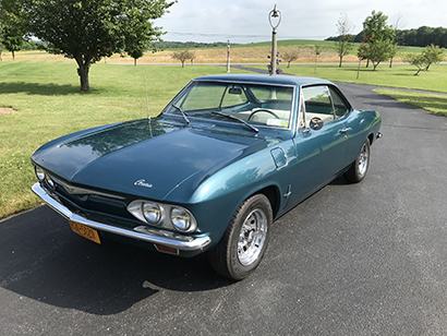 Clark's Corvair Parts - Clark's Corvair - 1965 - 1966 Models on