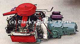 clark's corvair parts - clark's corvair - corvair power