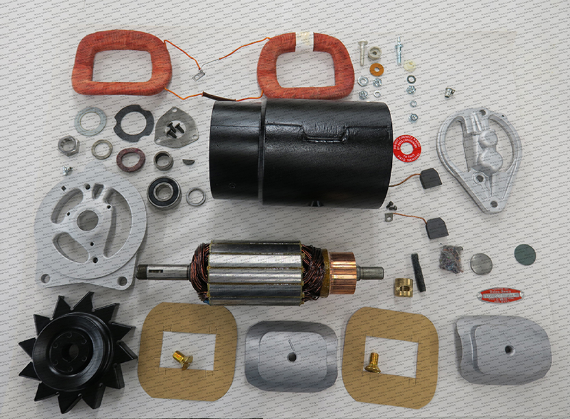 how to replace alternator bearings