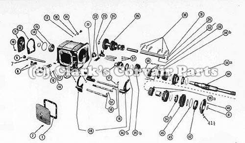 Clark U0026 39 S Corvair Parts - Clark U0026 39 S Corvair